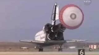 STS-125 Landing