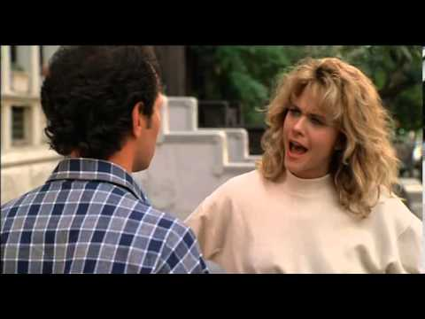 when harry met sally scene cut youtube. Black Bedroom Furniture Sets. Home Design Ideas
