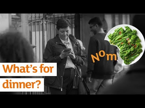 What's for Dinner? | Sainsbury's Advert | Autumn 2017