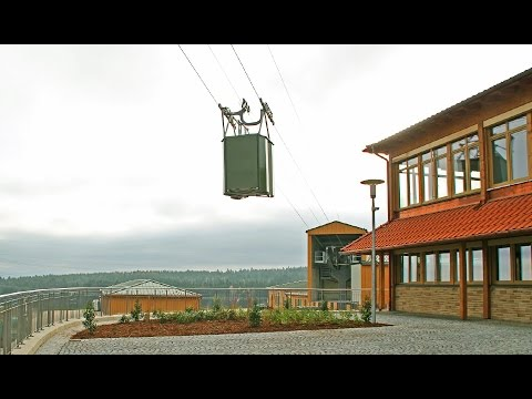 Doppelmayr Transport Technology - ATW-M Ropeway for Pallet Transport, Germany - English (2013)