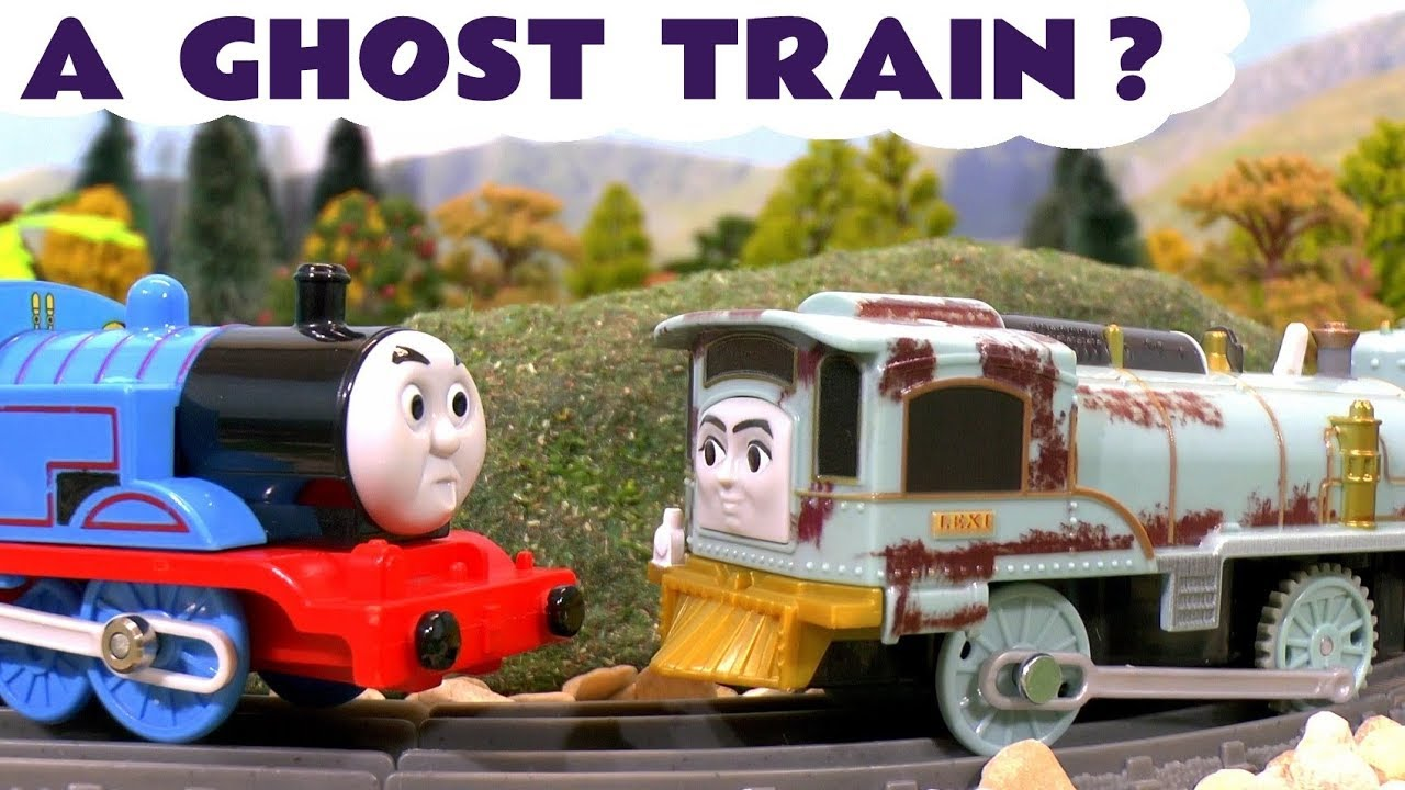 Best Thomas And Friends Toys And Trains : Thomas and friends ghost train toy trains story for kids