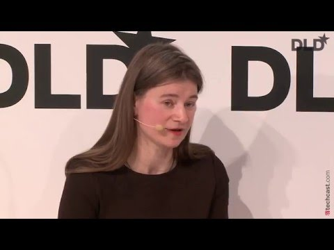 From Stasi to NSA (Anke Domscheit-Berg, Fempower & Jeff Jarvis, CUNY) | DLD14