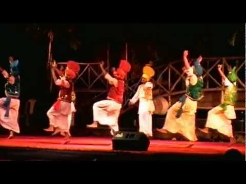 Dances of India - Part 4 - Bhangra from Punjab region