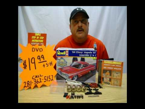 Playerslowriderz How To Do Dvd Introduction Model Hydraulics You