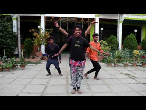 Soni Soni - Holi Song | Mohabbatein | Dance Video Choreography Amit Arya@