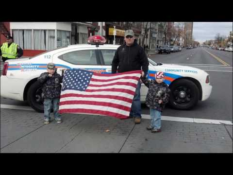Albany County Sheriff James Alverson June's Hometown Hero