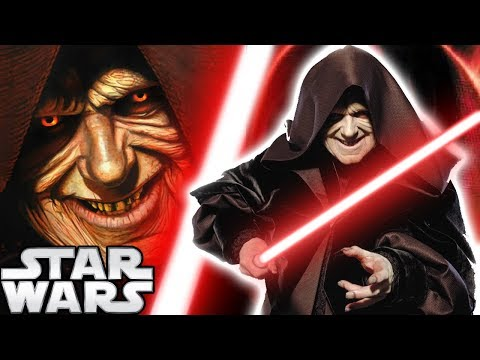 Download Youtube: Palpatine's NEW Force Power Revealed! (CANON) - Star Wars Explained