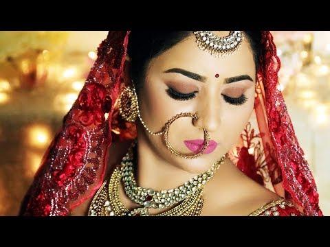 PRIYANKA CHOPRA ROYAL WEDDING LOOK | Indian Bridal Makeup Tutorial