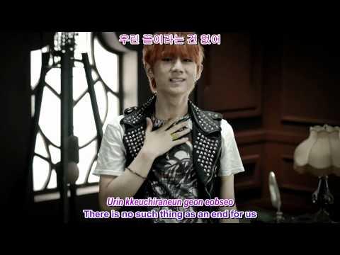 B2ST (Beast) - Fiction MV (english sub + romanization + hangul) HD 1080p
