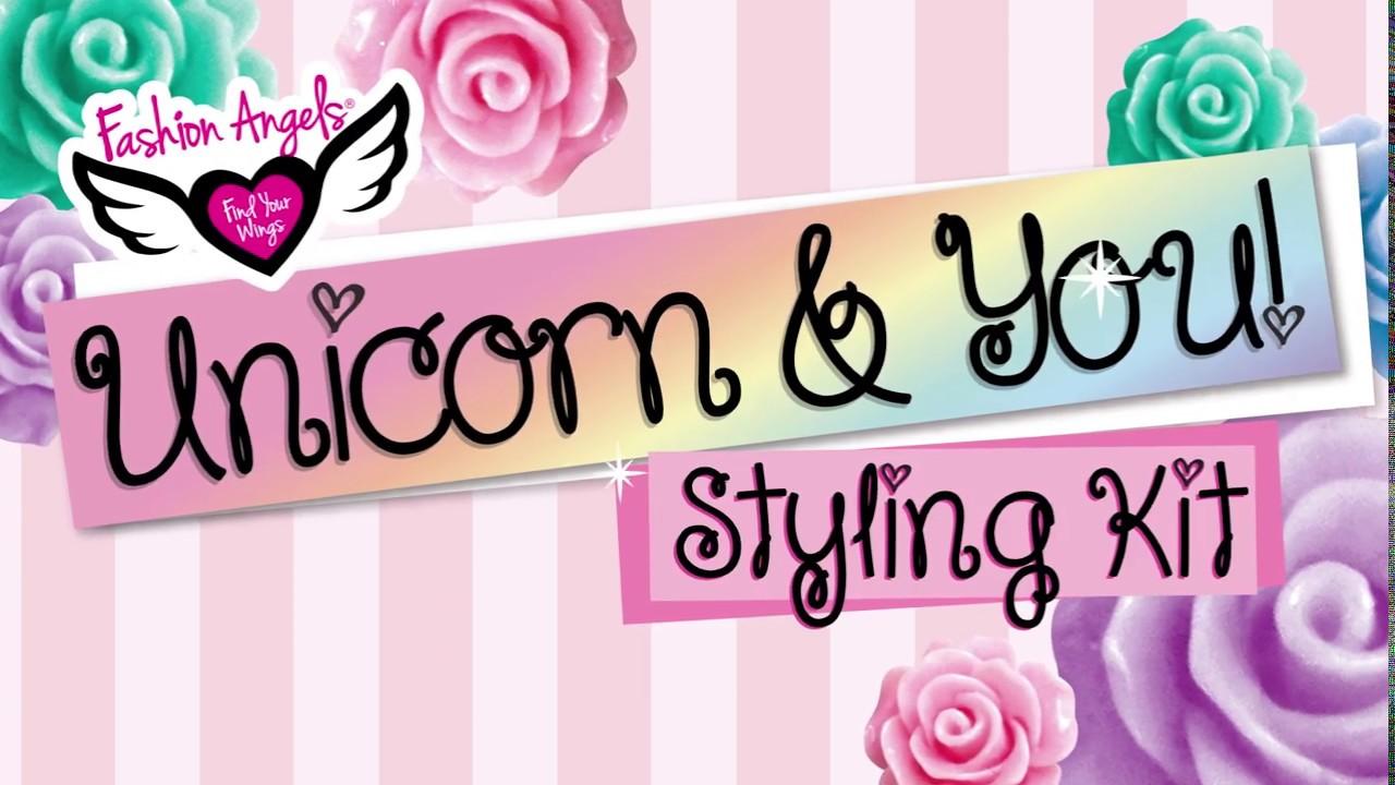 Unicorn You Styling Kit Youtube
