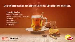 Unilever Food Solutions - Lipton PerfectT Speculoos