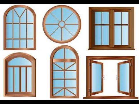 Окна нестандартных форм и размеров