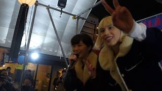 MC Rachel(レイチェル)とMC Mamiko(鈴木真海子)からあるガールズラップ...