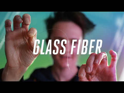 How glass fiber is shaping the internet