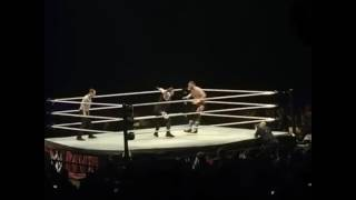 WWE Sami Zayn vs Kevin Owens ●WWE New Castle  Clip