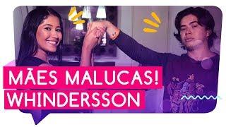 Whindersson Nunes + Thaynara OG | Histórias de Mamães | Me Ajuda!