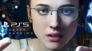 HOW GOOD IS DEATH STRANDING DIRECTOR'S CUT ON PS5? - PlayStation 5 Walkthrough Gameplay (4K)