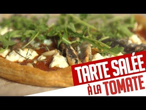tarte-salée-à-la-tomate---recette-chef-valentin