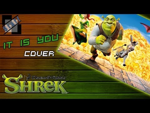 It is you (I have loved) - Cover (Shrek soundtrack male version)