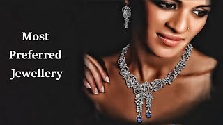 Most Preferred Jewellery by today's Brides    Women's Zone   TBG Bridal Store