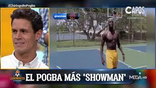 POGBA, un 'SHOWMAN' en el terreno de juego y, sobre todo, FUERA DE ÉL