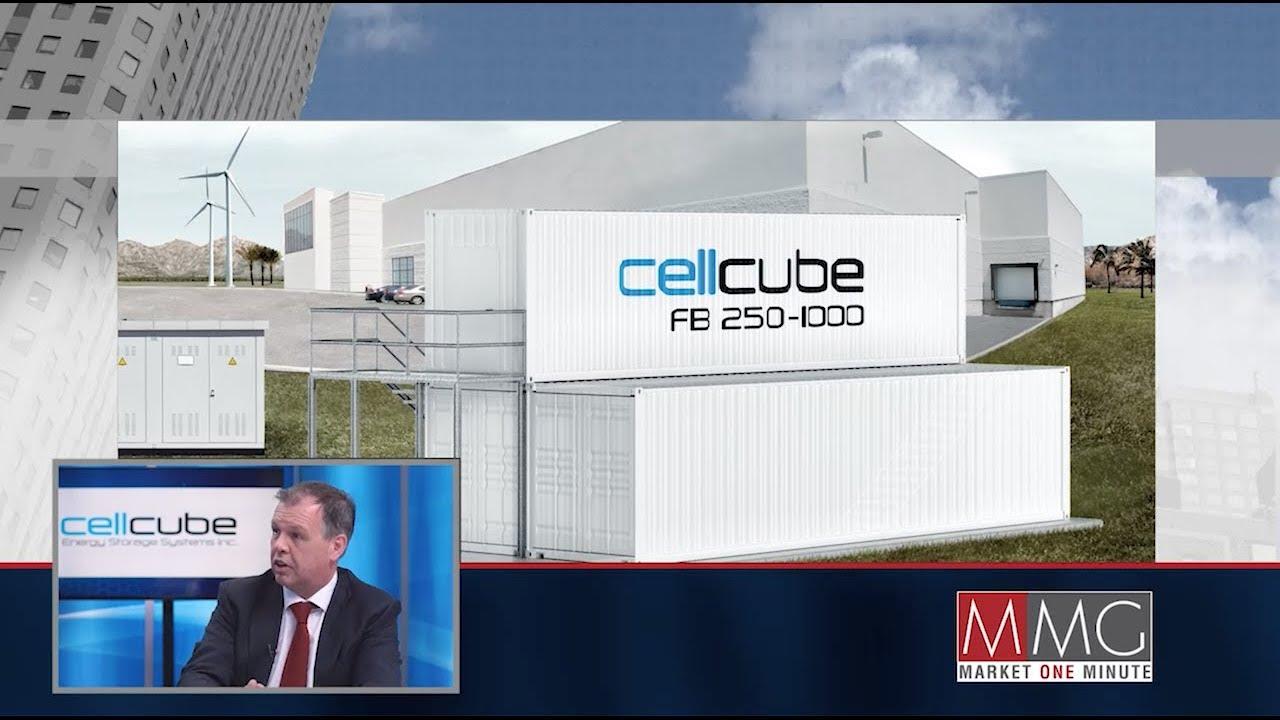 CellCube Energy Storage Systems Inc
