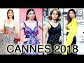 Cannes 2018: Aishwarya, Sonam, Deepika, Kangana, Huma And Others At Red Carpet | लहरें गपशप