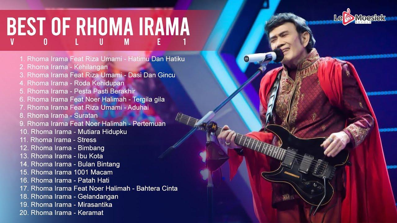 Best Of Rhoma Irama Vol I - Kompilasi Lagu Terbaik Rhoma Irama