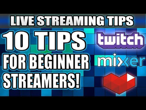 Mindset For New Streamers | (Live Streaming Tips #03)