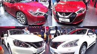 TOP 3 Nissan sedans Nissan Maxima, Nissan Teana, Nissan Sylphy 2016, 2017 model(, 2016-07-08T14:17:04.000Z)