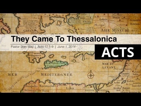 They Came to Thessalonica