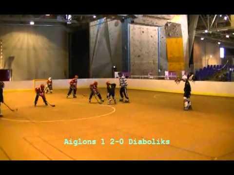 20121223 RLH Benjamins Aiglons Matchs 1 2 Tournoi Noel Valence