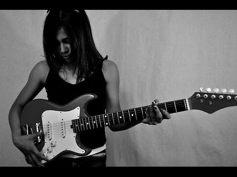 Muse Starlight Guitar Cover Lesson - YouTube