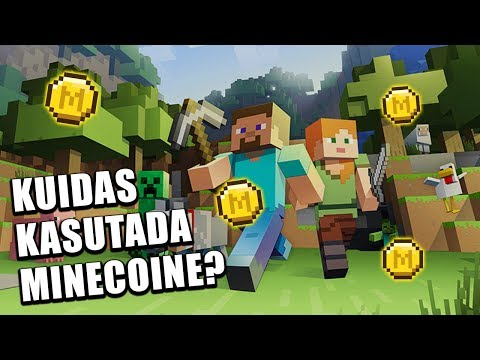 Mida teha Minecrafti rahaga, Minecoins?