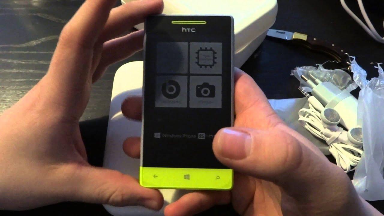 Htc windows phone 8x le est pictures - Deballage Windows Phone 8s By Htc