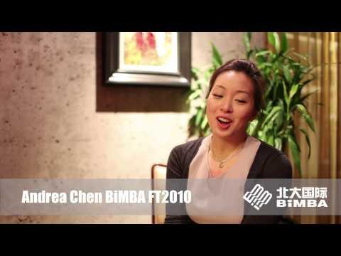 Andrea Chen Share Her Class Experience at BiMBA