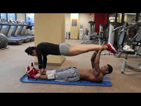 Couples Workout Routine ����♀️����♂️
