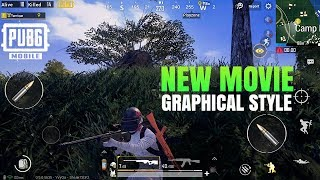 NEW Movie Style Graphics Gameplay! - Version 0.9.0 | PUBG Mobile