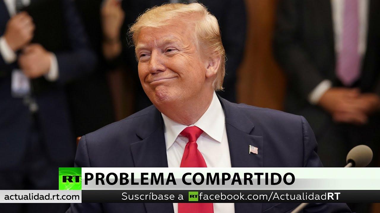 """Trump: """"No incluimos a los cárteles mexicanos en la lista de organizaciones terroristas"""""""