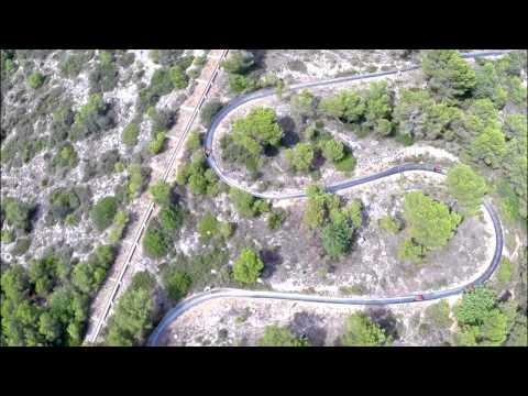 Calafell Slide - El tobogán de trineos gigante - 700 metros de diversión para toda la familia