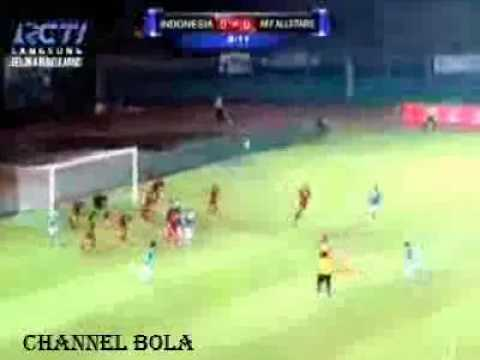 Indonesia vs ASEAN All Stars (1-0) 11 Mei 2014