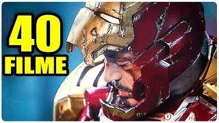 Alle SUPERHELDEN FILME 2017 - 2020 (Marvel + DC)