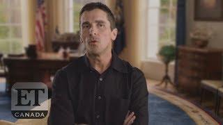Christian Bale, Steve Carell Talk 'Vice'