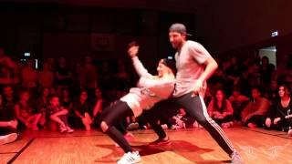 Kingstyle Tv SIX 1 CYPHER hiphop preselection part 3  2015