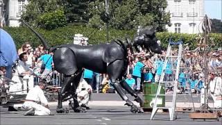 Royal de Luxe Nantes 27 mai 2011