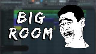Beginilah Cara Membuat Musik BIG ROOM!