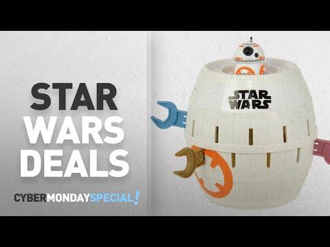 Cyber Monday Week | Star Wars Deals: Star Wars Pop Up BB8 Children's Preschool Action Game