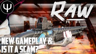 RAW  NEW GAMEPLAY amp RAW Is a SCAM