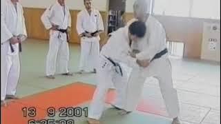 №7 Kuzushi, выведение из равновесия #Дзюдо в Японии Коджи Комата, техника #бросков