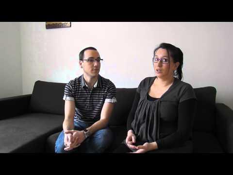 Apprendre le français avec Johan et Celine